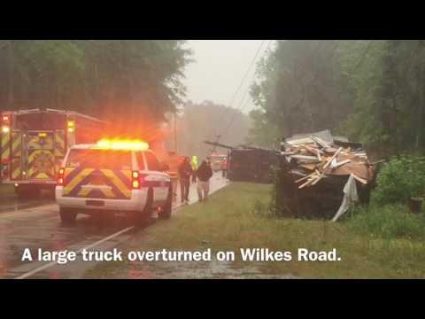 Wilkes Road Wreck