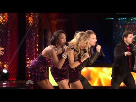 The Sing Off 2011  Urban Method  Hot in HerreFever  Nelly and Peggy Lee  Week 10