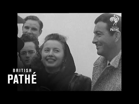 Barbara Stanwyck Interview, 1947