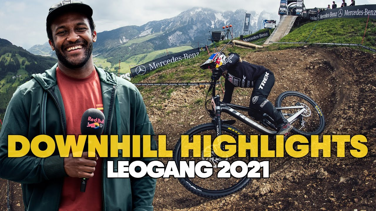 """""""One of the best DH races I've ever seen"""" 