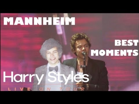 HARRY STYLES HIGHLIGHTS FROM THE MANNHEIM SHOW 2018