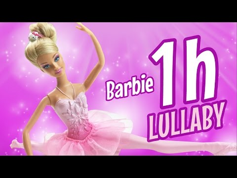 Barbie Dancer Lullaby 🌛💗🌟 1 Hour Magic Song to Sleep