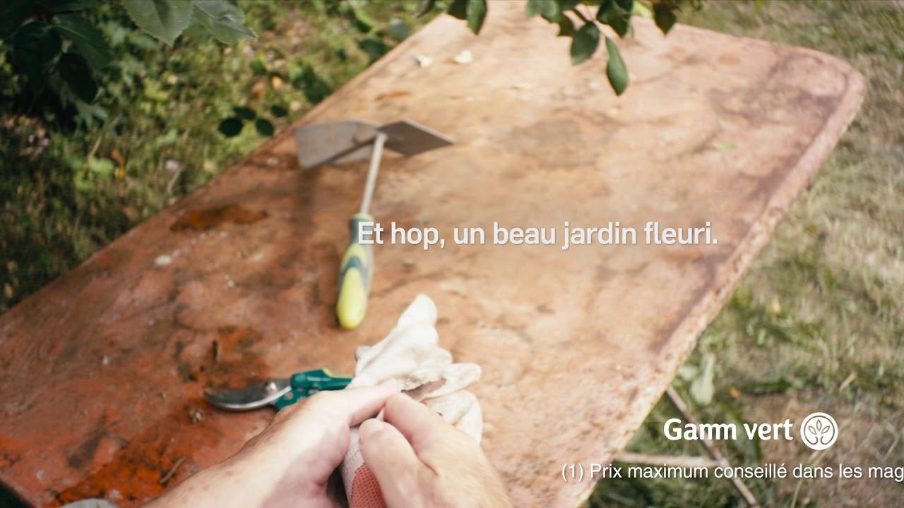 Spot PUB TV 2018 - Dipladénia - Jardinerie Gamm vert - YouTube