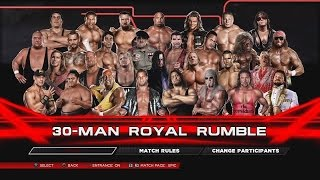 XT Mood Play: WWE 2K15 - Henry & RVD @ Royal Rumble [720p]