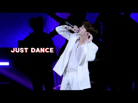190113 LOVE YOURSELF TOUR IN NAGOYA - Trivia 起 : Just Dance / 방탄소년단 제이홉 직캠 (j-hope FOCUS FANCAM) 4K