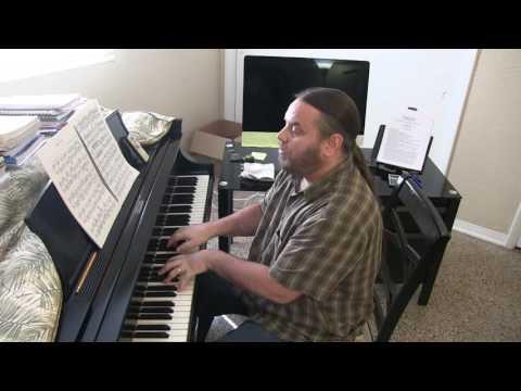 TUTORIAL on G-MINOR PRELUDE by Rachmaninoff