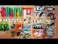 BELANJA MINGGUAN AKHIR DESEMBER 2020 | FOOD PREPARATION