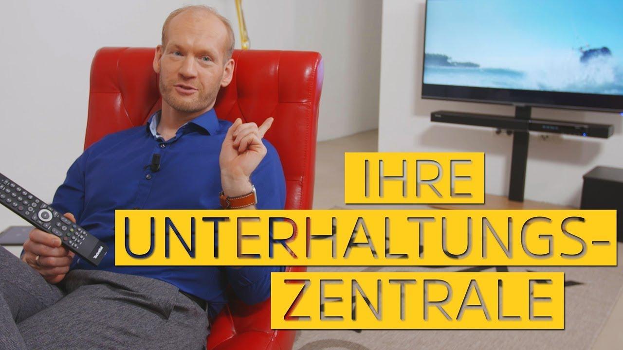 Video: Ihre Unterhaltungszentrale. | SONATA 1 | TechniSat