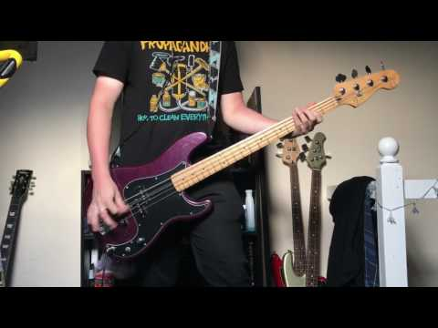 Green Day - Westbound Sign Bass Cover