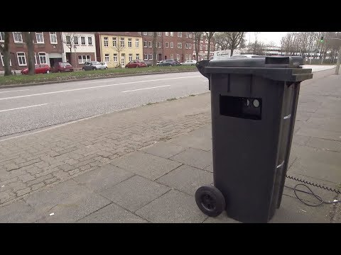 Mülltonnen-Blitzer: Abzocke oder Prävention?