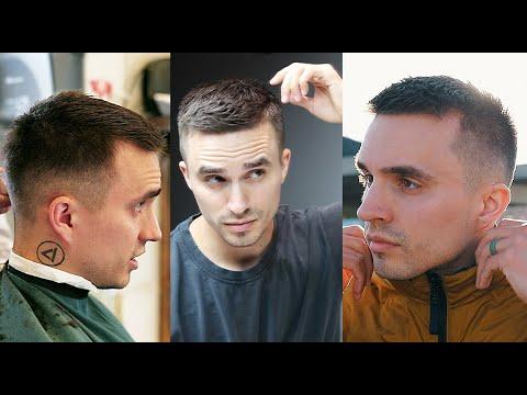 How I Cut, Style & Maintain My Hair (Men's Ivy League Crew Cut 2020)
