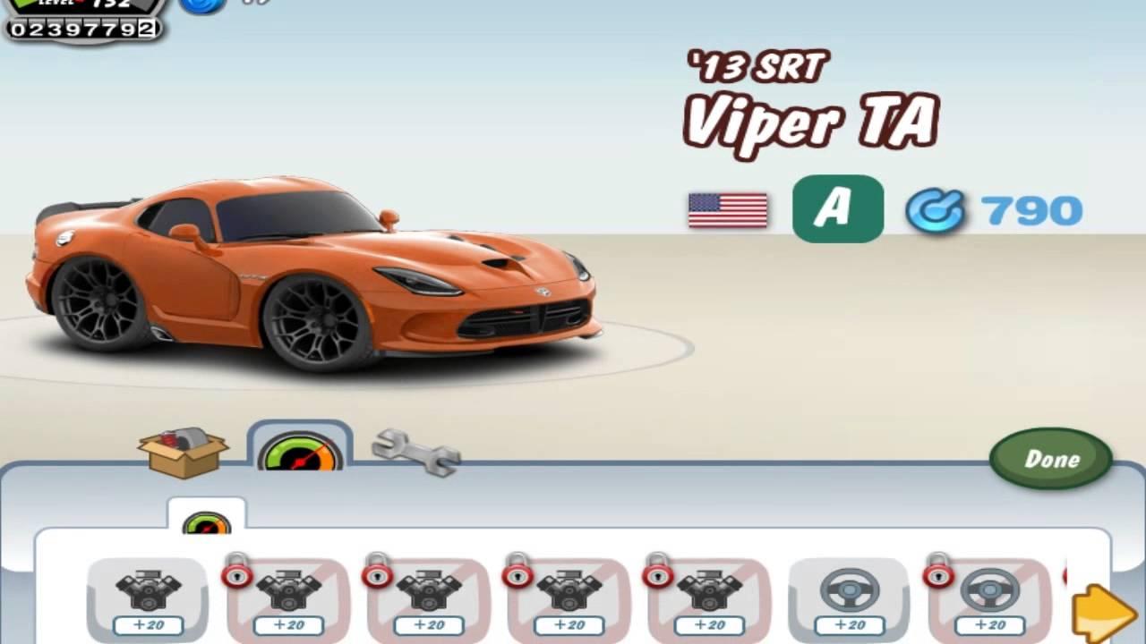 Car town 13 viper vs 13 viper ta