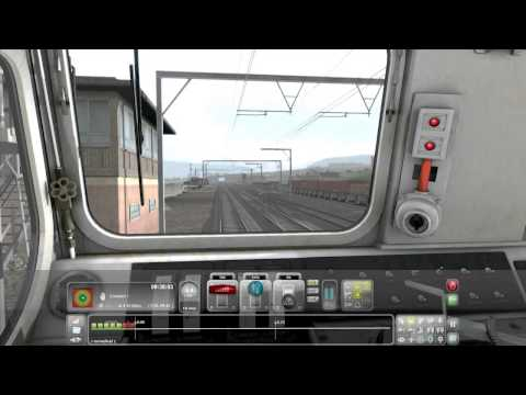 Rail Simulator - Manchester to Sheffield