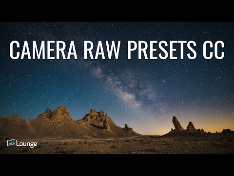 Introducing the New Camera Raw Presets CC by SLR Lounge