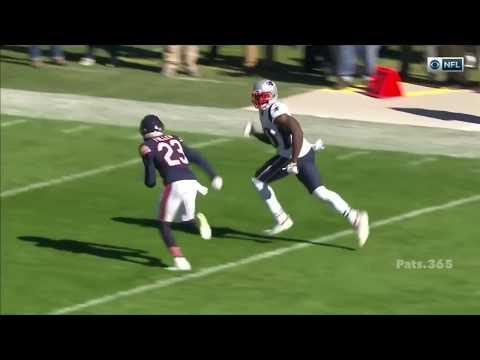 Josh Gordon Patriots Highlights Weeks 4-10