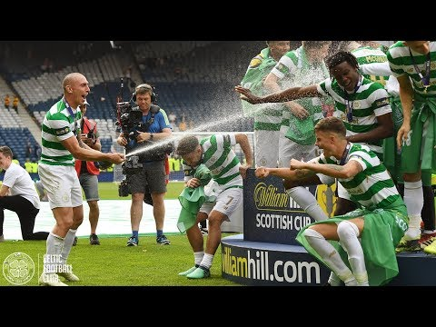 Celtic FC - LIVE from Hampden - #DoubleTreble winners! 🏆🏆🏆