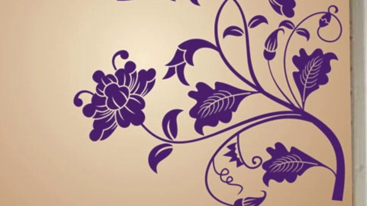 Wall Painting Designs For Hall Ideas