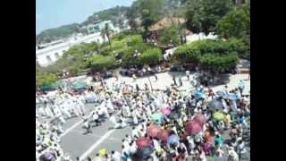 Feria de Corpus Christi Papantla Veracruz 2012