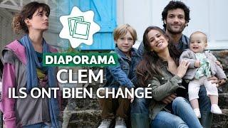 [Diapo] Ce que sont devenus les acteurs de CLEM (TF1)