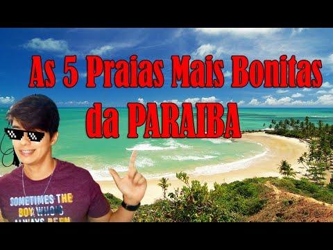 AS 5 PRAIAS MAIS BONITAS DA PARAÍBA - PB #DailyVlog