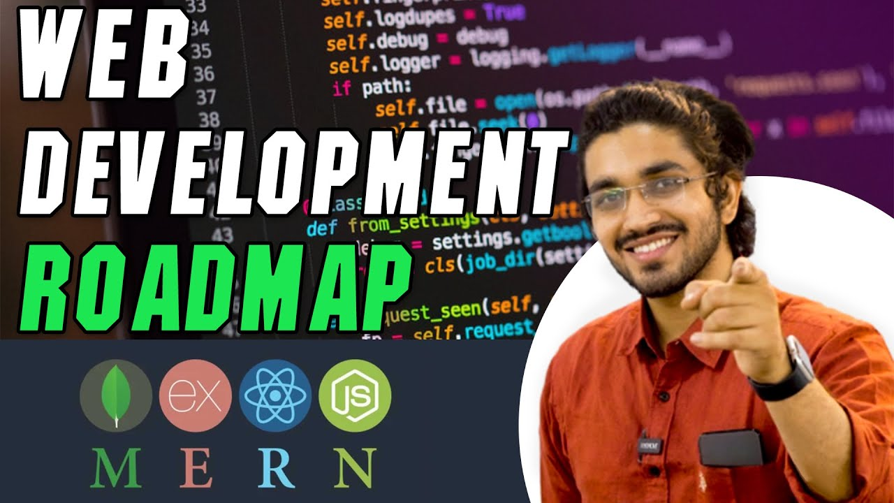 Web Development RoadMap | Mern