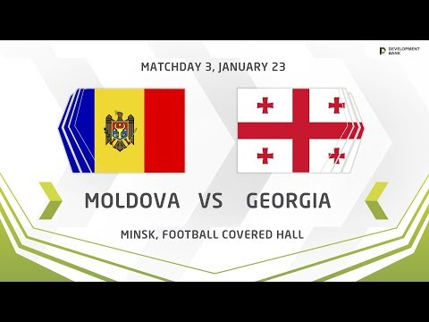 Development Cup - 2018. Moldova - Georgia