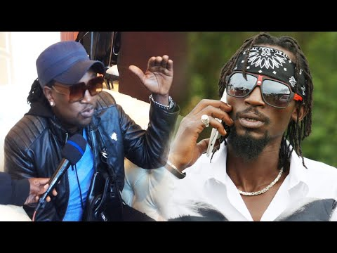 Mowzey Radio's Producer Washington finally shares memories as STV hosts David Jay from Denmark