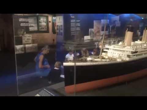 [Podróże] Muzeum morskie w Liverpool