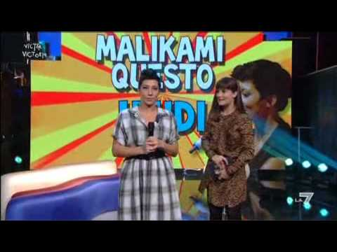 VICTOR VICTORIA - Malika Ayane in 'malikami questo'