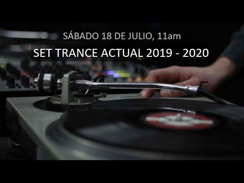 Sesion en directo 18/07/2020 - Trance Actual