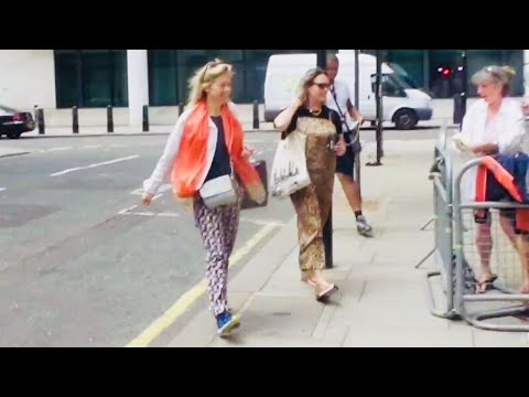 Charlie Brooks and Janie Dee in London 23 06 2018 (1)