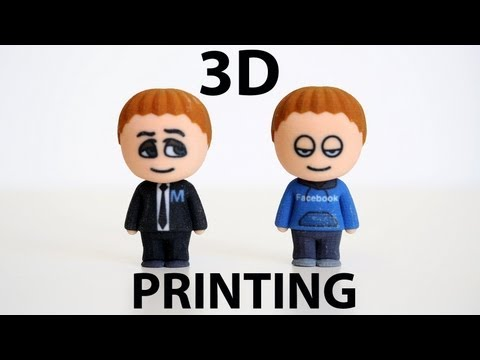 Turn Yourself Into an Action Figure With 3D Printing