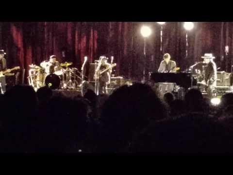 Bob Dylan Ballad of a Thin Man, Oslo 4 April 2017