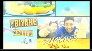 Drew Arellano goes island-hopping in Zambales | Biyahe ni Drew