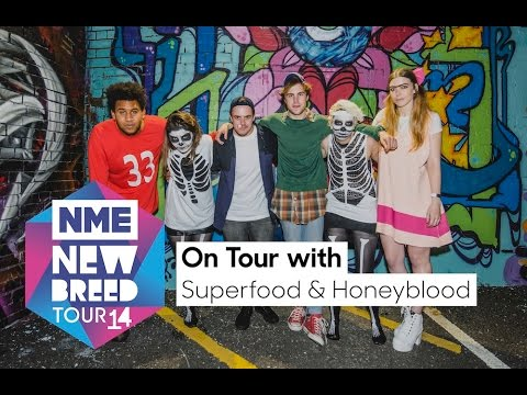 Superfood And Honeyblood Reveal Tour Rules