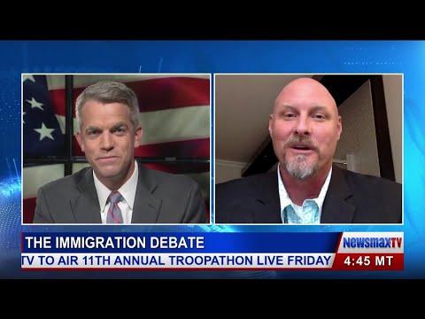 Sheriff Lamb Talks About The Border Crisis