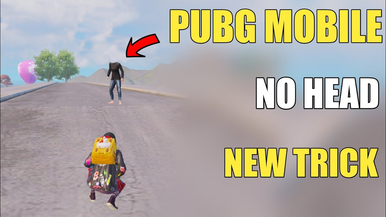 PUBG MOBILE NO HEAD NEW TRICK || NEW TIPS AND TRICKS PUBG MOBILE || NO HEAD