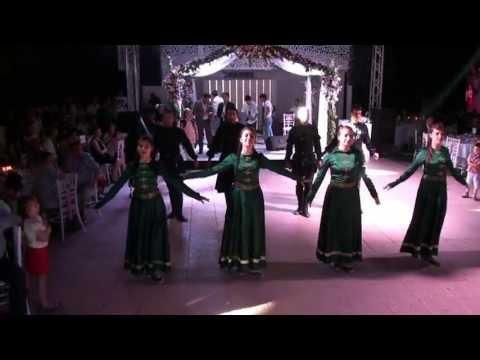 KAFKAS GÖSTERİSİ 3 FOLKLORE OF CAUCASUS TURKEY KURT PRODUKSİYON