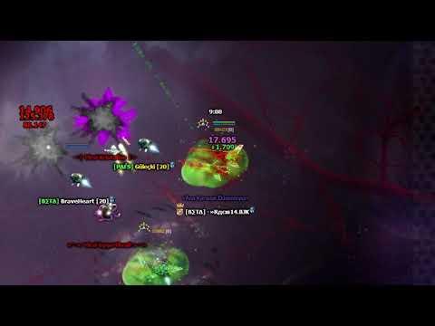 Darkorbit - Quarantine Zone Gate [Completed Two Player]