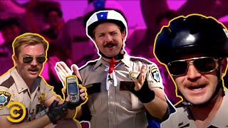 The Best of Lieutenant Dangle - RENO 911! (PLUS a Sneak Peek of New Season)