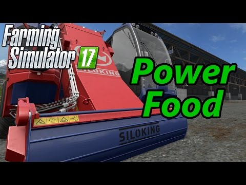 Farming Simulator 17 Tutorial | Power Food