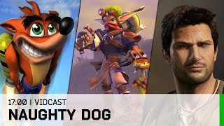 Hrej.cz Vidcast #53: Naughty Dog