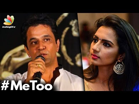 Arjun reply to shruthi's sexual assault   Me Too campaign   Hot Tamil Cinema News thumbnail