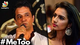 Arjun reply to shruthi's sexual assault | Me Too campaign | Hot Tamil Cinema News