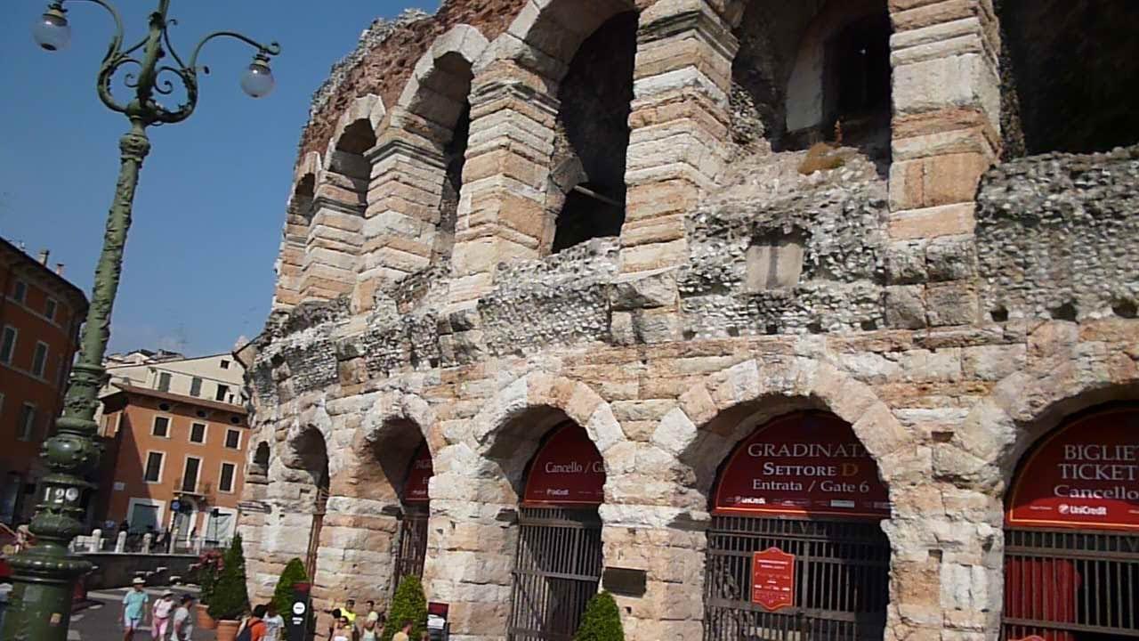 Verona italia youtube for Be italia