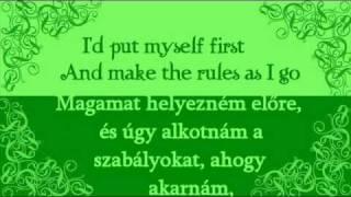beyonc if i were a boy ha fi lennk magyar felirattal