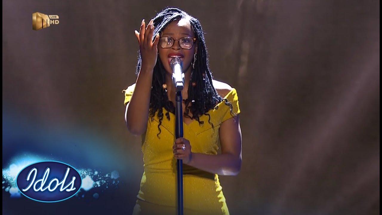 Top 10: Ntokozo - 'Fill Me Up' - Idols SA