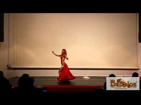 Alessandra Romano SECOND PLACE AMATEUR SOLIST - BABYLON APULIA FESTIVAL
