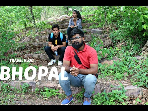 Travel Vlog | Bhopal (Madhya Pradesh) Day 1 | Lake View | Van Vihar | Bhopal Diaries | भोपाल
