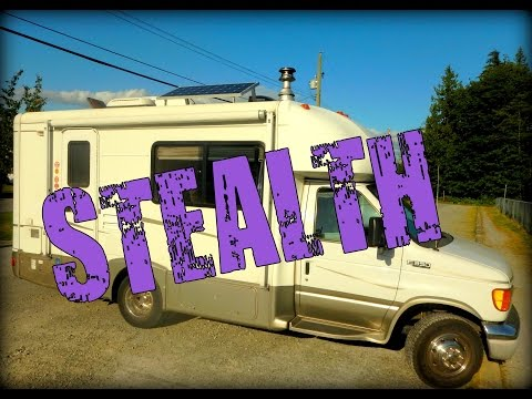 RV Life: What stealth camping means to me